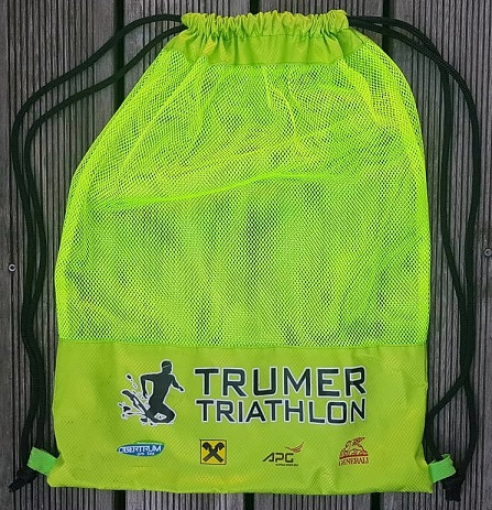 Meshbag Trumer Triathlon